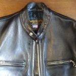 バンソン(VANSON)レザージャケットなどの洋服修理案内|ファスナー・染色等