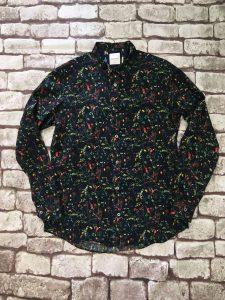 素敵な柄のポールスミスのシャツ